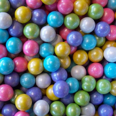 Mixed Chocolate Pearl Sixlets